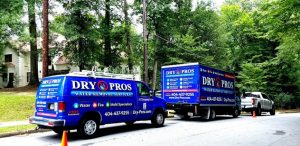 Water Damage Restoration Company Holly Springs GA