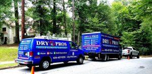 Water Damage Restoration Company Atlanta GA
